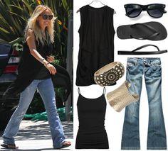 Celebrity Copycat: Nicole Richie's Look for Less!