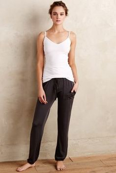 ON SALE #AnthroFave LA Made Perrin Slinky Pants