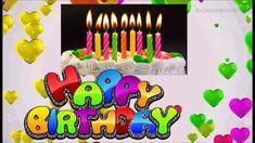 happy birthday wishes Cake candles happy birthday Happy Birthday Song Video, Happy Birthday Greetings Friends, Happy 17th Birthday, Happy Birthday Frame, Happy Birthday Wishes Cards, Happy Birthday Candles, Singing Happy Birthday, Happy Birthday Images, Happy Birthdays