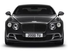 Bentley Continental GT Speed - 2014
