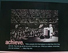 Achieve every dream.....every goal......speak and influence millions!