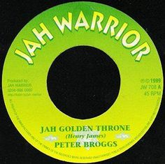 Jah Warrior Records | Jah Golden Throne 7