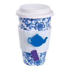 Fancy | Tea Lovers Eco Cup