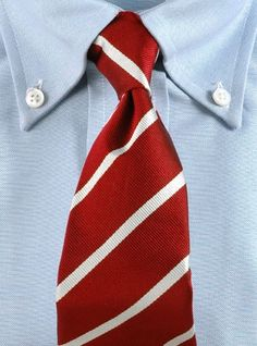 * Very similar to Boston University's official tie.