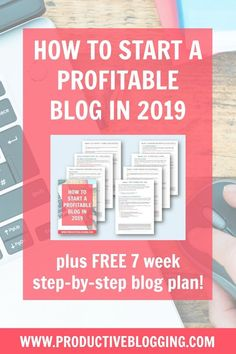 Want to start a profitable blog in 2019 but don't know where to start? Or maybe you already have a blog, but you still haven't made any money yet? In this post I show you the steps you need to take to go from zero to a profitable blog in 2019! #startablog Make Money Blogging, Make Money From Home, Way To Make Money, Make Money Online, Money Fast, Blog Planning, Blog Writing, Blogging For Beginners, Extra Money