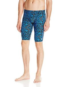TYR Mens Petra Diverge Jammer Blue Size 26 -- To view further for this item, visit the image link.