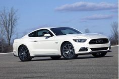 2015 Ford Mustang 50 Year Limited Edition Debut - See It Here