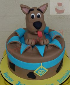 Pop+up+Scooby+!!+-+Cake+by+Jaymie                                                                                                                                                      More
