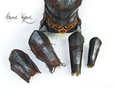AscuasNegras armors.