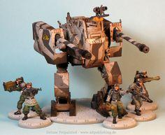 The Dust Tactics (& Dust Warfare) News and Rumors Thread - Forum - DakkaDakka | Its that sound a machine gun makes.