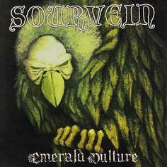 Sourvein - Emerald Vulture: buy CD, EP at Discogs