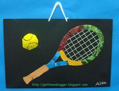 TAPA_MALETA PETIT MON: PROJECTE JOCS OLÍMPICS el tennis