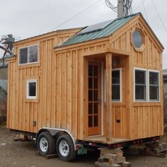 1000 images about tiny house on pinterest tiny house for Home design 8x16