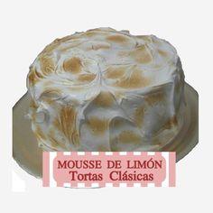 Discos de bizcochuelo de vainilla, rellenos de una exquisita crema de limón. Peso aproximado: 2.5 Kg. Rinde aproximado: 16 porciones. Tiempo mínimo estimado de entrega: 24 hs