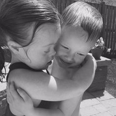 Ask My 3-Year-Old If His Sister With Down Syndrome Is Different Than He Is