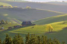 Autumn in Turiec, Slovakia