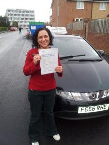 Congratulations to Irune - http://ultimatedriving.co.uk/congratulations-irune/