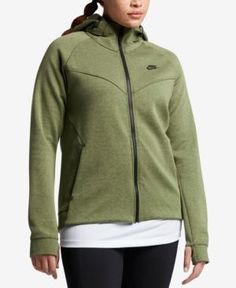 d982f121460b Nike Plus Size Sportswear Tech Fleece Hoodie   Reviews - Jackets   Blazers  - Plus Sizes - Macy s