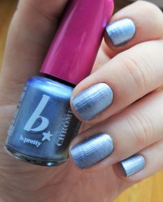 b.pretty chrome nailpolish ... love it!!