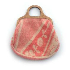 Bag something old something new pink - Ontwerpduo - BijzonderMOOI* Dutch design online