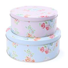 Homestead Collection Set Of 2 Cake Tins