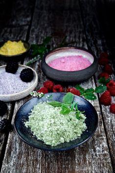 Svartvinbärsbladsocker. – Salt som Socker