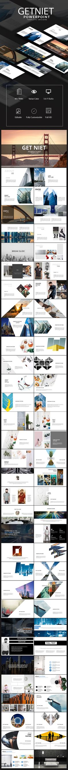 Getniet Power Point Template  #ecommerce #advertisement • Download ➝ https://graphicriver.net/item/getniet-power-point-template/18065355?ref=pxcr