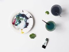The visual universe of artist Silke Bonde. Inspired by nature and all it's patterns, structures and colors.