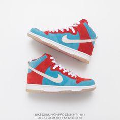 89cda9824e6f 171 661 Dunk Sb Bleeding Gums Nike Dunk High Premium Sb
