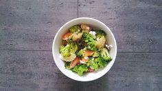 Makaron z brokułami - Jest Pięknie
