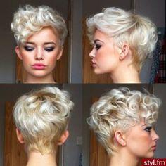 kort haar snits