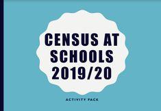 CensusAtSchools Activity Pack - Census At School Line Of Best Fit, Un Sustainable Development Goals, Data Visualization Tools, Social Media Usage, Poster Competition, Looking For A Relationship, Irish Language, School Community, Learn A New Language