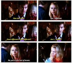 """The Doctor: """"I wanted to be ginger. I've never been ginger."""" 2005 Christmas Special: The Christmas Invasion. [gifs]"""