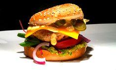 Mexicaanse hamburger