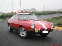 Vendo Fiat 850 Sport Racer Berlinetta Team Bertone del 1969, Colore rosso con interno nero, AUTO CONSERVATA da unico Proprietario, Immacolata, soli 40.000 km. originali del 1969. L&#XXX;auto non è...