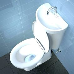 toilet sink combo toilet sink combo for sale integrated toilet and hand wash basin combo for small bathroom small toilet sink combo dimensions. Toilet Shower Combo For Sale Tiny House Bathroom, Bathroom Toilets, Toilet Shower Combo, Small White Bathrooms, Bathroom Small, Bathroom Ideas, Alternative Energie, Small Toilet Room, Toilette Design