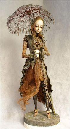 Art doll - irina deineko