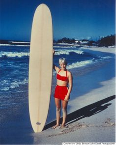 "While many are hopeful that the WSL's new rules will change the tone of women's surfing, active role models among female athletes can also shift perspectives, surfer Darcy Roland says.  ""When women and girls have role models to identify with,"" she wrote for surf blog The Inertia, ""it helps them to eliminate the unconscious bias that exists about what a surfer is supposed to look like."""
