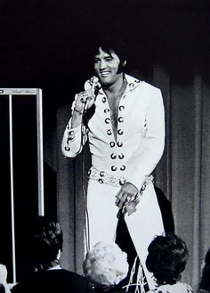 Elvis 1970 (my father and uncle attended all shows for the filming of TTWII; stayed at International for a Ford Convention. I now have the souvenirs he brought my mother; including an autographed photo of Elvis.