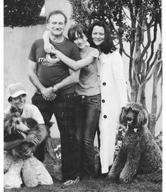 robin williams and dog - Google Search