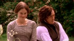 Jane Eyre (2006 adaptation). Ruth Wilson and Toby Stevens are the PERFECT Jane Eyre and Edward Rochester. Love this TV adaptation :D