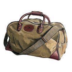 Carry On Price: $150 Frost River Flight Bag CarryOn size No.652