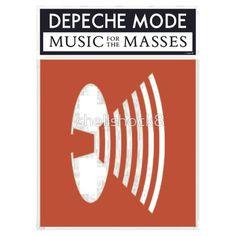 Depeche Mode Music For The Masses 1988 101 Pasadena Rose Bowl