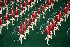 Arirang, Mass Games, Pyongyang, North Korea