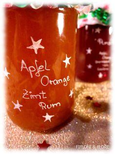 noch zwei Rezepte für Wintermarmelade, die auch sehr lecker klingen!
