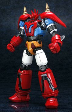 Action figure: Fewture EX Gokin Getter Dragon   CollectionDX