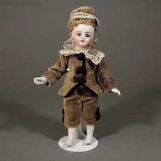 Resultado de imagen de french mignonette bisque doll