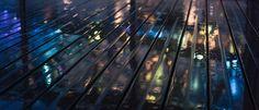 Rainy Reflections - France Lyon by Jeremy G on 500px