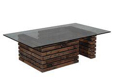 Lincoln Slatted Coffee Table on OneKingsLane.com