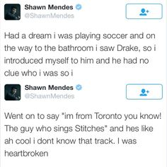 Who ever doesn't know Shawn better learn who he is before they meet me
